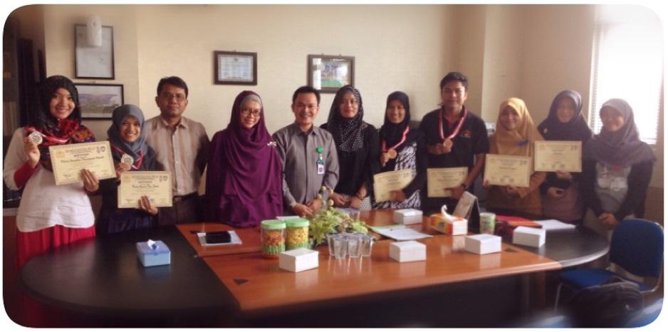 Regional Medical Olympiad 2014, Tim Fakultas Kedokteran Universitas Riau Raih Prestasi