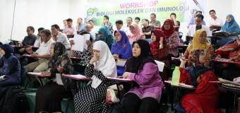Workshop Biologi Molekuler dan Imunologi