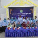 Yudicium Sarjana Kedokteran ke-46 Fakultas Kedokteran Universitas Riau