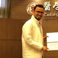 Dosen FK UNRI Ikuti Pelatihan di Taipei Medical University Taiwan