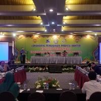 Tingkatkan Kualitas Pembelajaran, FK UNRI Gelar Lokakarya Pendidikan Profesi Dokter