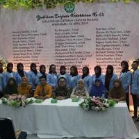 Yudisium Sarjana Kedokteran Ke-64 Fakultas Kedokteran Universitas Riau