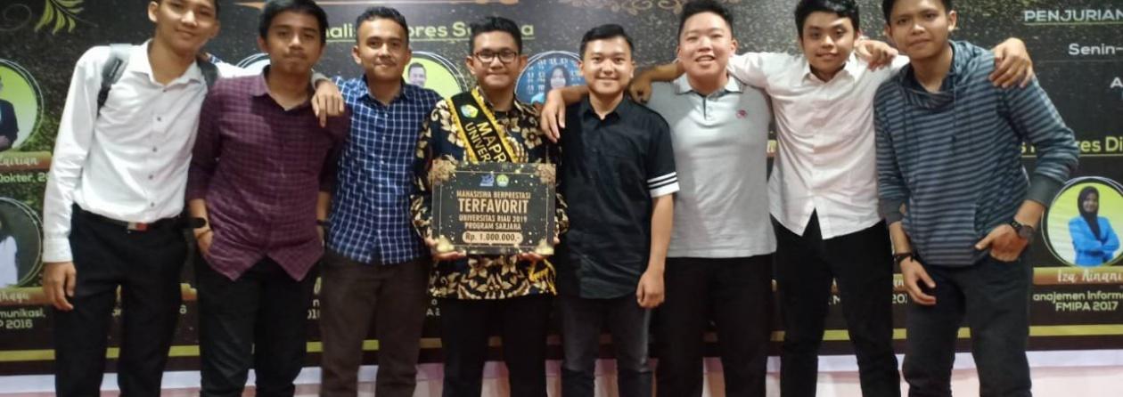 Mahasiswa FK UNRI Raih Juara Favorit dan Tujuh Besar Dalam Ajang Pilmapres Tingkat Universitas Riau