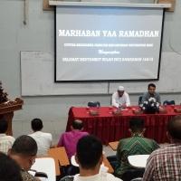 Sambut Ramadhan, FK UNRI Gelar Ceramah Agama