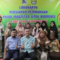 Lokakarya Persiapan Pembukaan Prodi Magister Ilmu Biomedis FK UNRI