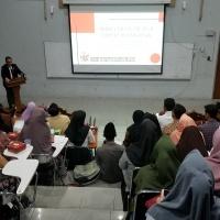 President Elect Wonca Asia Pasific Region Jadi Narasumber Kuliah Umum di FK Unri