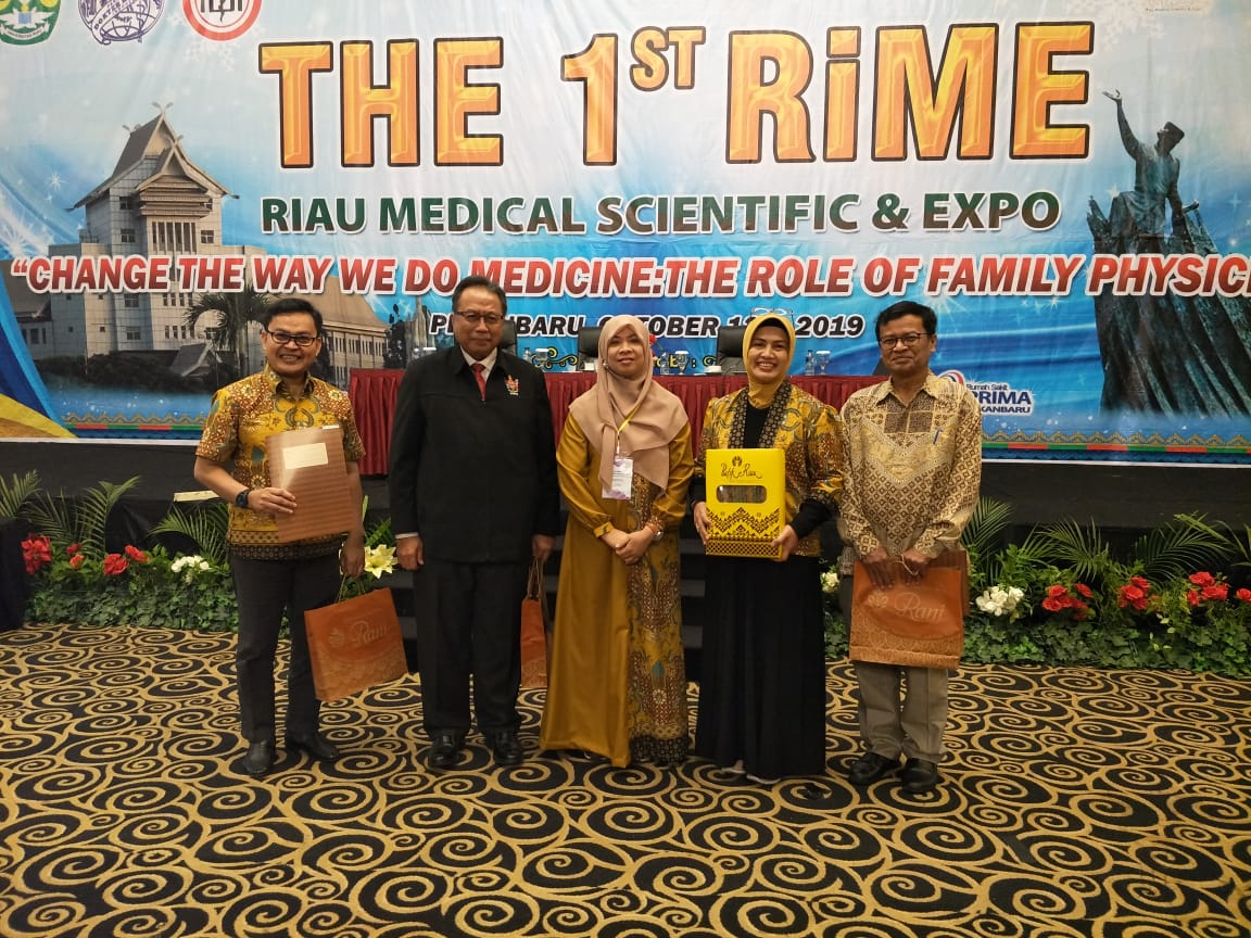 """FK Unri Sukses Gelar """"The 1st Riau Medical Scientific & Expo (RiME)"""""""