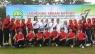 Launching Senam Batobo Dalam Rangka Milad Unri ke-57