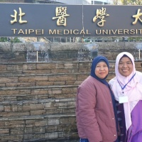 Dua Dosen FK Unri Ikuti Pelatihan Biomedical Exploration di Taipei Medical University Taiwan