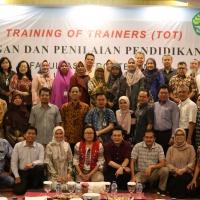 FK UNRI Gelar Training of Trainers (ToT) Dosen Klinik