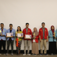 Tim Poster Publik FK Unri Berhasil Meraih Juara 1 Pada Ajang Scientific Atmosphere 12 th di Bali