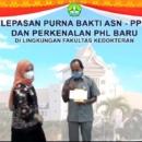 FK UNRI Lakukan Silaturahmi Daring dalam Rangka Pelepasan Purnabakti ASN dan PPNPN serta Perkenalan PHL Baru