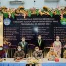 Yudisium dan Sumpah Dokter ke-54 Fakultas Kedokteran Universitas Riau